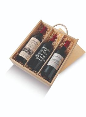 WINE GIFTS SETS Make Ordering Trios of Fine Wine Easy