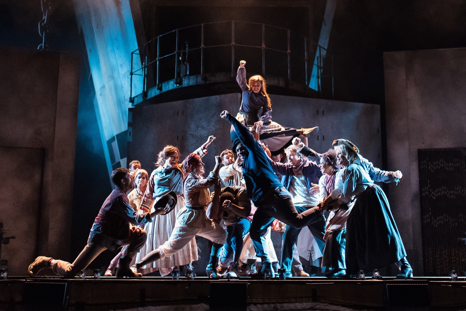 BWW Review: TIGER BAY THE MUSICAL, Wales Millennium Centre