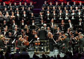 Monteverdi Choir And Orchestras To Perform Verdi's Requiem At Westminster Cathedral In Support Of Cancer Research UK