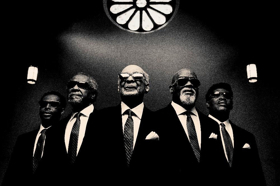The Blind Boys of Alabama Comes to Marcus Center's Wilson Theater at Vogel Hall