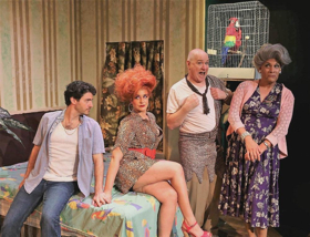 BWW REVIEW: Unrestrained Laughter in THE ARTIFICIAL JUNGLE