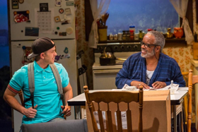 BWW Review: BETWEEN RIVERSIDE AND CRAZY Exposes the Complexities of Being Human, at Artists Rep