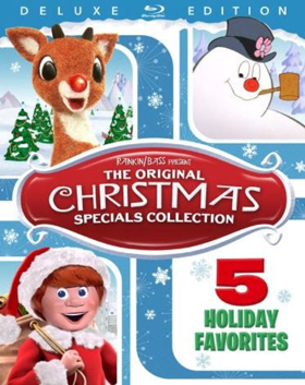 THE ORIGINAL CHRISTMAS SPECIAL COLLECTION: DELUXE EDITION is Available Now