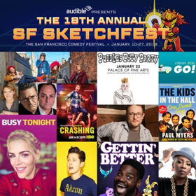 18th Annual San Francisco Comedy Adds Busy Philipps, Ron Funches, and More