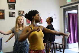 Strand Theater Presents THE REVOLUTION WILL NOT BE TELEVISED, BUT STAGED
