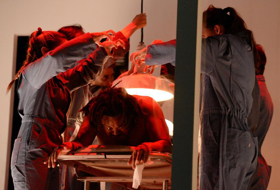 BWW Review: IN THE PENAL COLONY at Cal State U Long Beach STUDIO THEATER