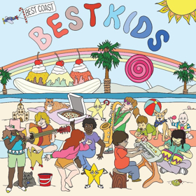 Best Coast Announces BEST KIDS, Amazon Original Children's Record Out June 22
