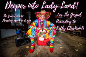 LEOLA Goes DEEPER INTO LADY LAND At The Green Room 42