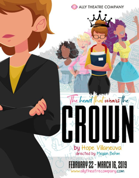 Ally Examines The Ripple Effects Of Trauma In Hope Villanueva's THE HEAD THAT WEARS THE CROWN