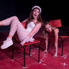 IN WHOREFISH BLOOMERS: The Waitresses' Lament Comes to Alexander Upstairs