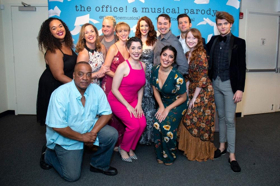 Photo Flash: THE OFFICE! A MUSICAL PARODY Celebrates Its Opening Night