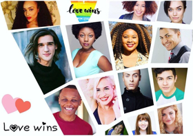 Love Trumps Hate this Valentine's Day in LOVE WINS Cabaret at the West End Lounge