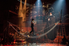 BWW Review: Folkoperan and Cirkus Cirkör's Astounding Production of Satyagraha Lifts Philip Glass' Opera to New Heights