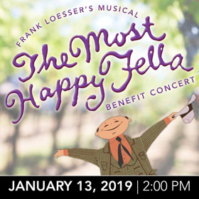 Reagle Music Theatre of Greater Boston Presents  Benefit Concert Performance of Frank Loesser's THE MOST HAPPY FELLA