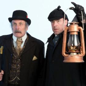 Popejoy Hall Presents BASKERVILLE: A SHERLOCK HOLMES MYSTERY