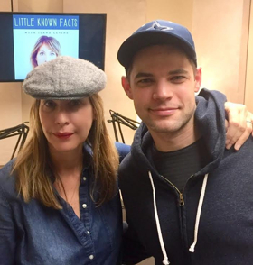 Exclusive Podcast: LITTLE KNOWN FACTS with Ilana Levine and Special Guest Jeremy Jordan