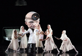 BWW Dance Review: Alexei Ratmansky's 'Whipped Cream' at the Met, ABT, July 4, 2018.
