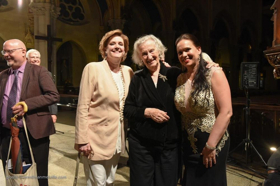 BWW Review: Works Old and New Show THEA MUSGRAVE Still the Life of the Party