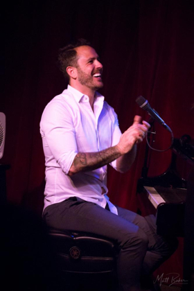 Scott Alan Returns to Birdland Tonight Featuring Telly Leung, Bonnie Milligan, and More