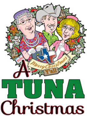 BWW Review: A TUNA CHRISTMAS Proves Sometimes Less is More