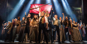 BWW Review: Les Misérables is Glorious at The Landmark Theatre