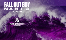 Fall Out Boy's Mania Tour Will Stop At Hersheypark Stadium