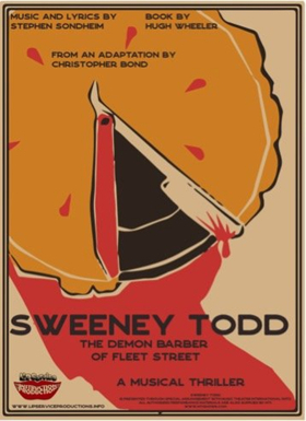 L.I.P. Service Presents SWEENEY TODD