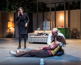 BWW Review: Center Theatre Group Presents ELLIOT, A SOLDIER'S FUGUE and WATER BY THE SPOONFUL, the First Two Plays in Quiara Alegría Hudes' Trilogy