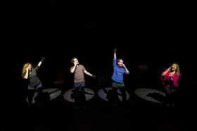 BWW Review: A Quirky and Accessible [TITLE OF SHOW] at NextStop Theatre