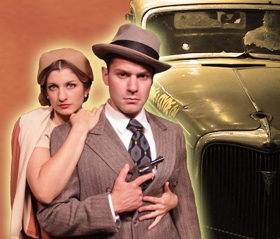 Barn Theatre Production Of BONNIE & CLYDE Opens July 3rd