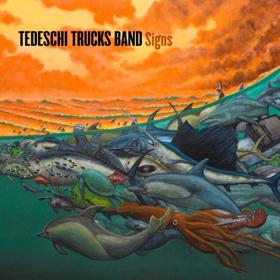 Tedeschi Trucks Band Releases New Album 'Signs'