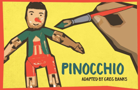 New Stage Theatre Brings PINOCCHIO To Jackson