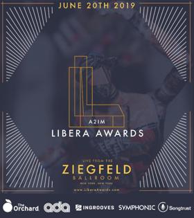 A2IM Announces 2019 Libera Award Nominees
