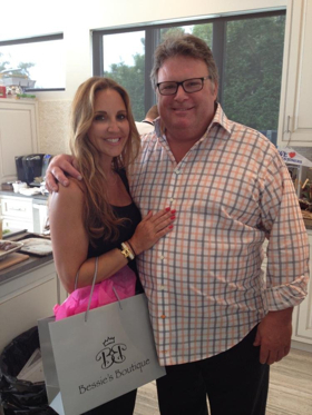 DAVID BURKE OFF-PREMISE CATERING Debuts by Chef David Burke and Andrea Correale