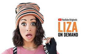 Liza Koshy's YouTube Premium Series LIZA ON DEMAND Now Streaming