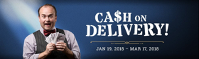 BWW Review: Hale Centre Theatre's CASH ON DELIVERY! Delivers Dizzying Hilarity