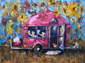 BPA Gallery Announces August First Friday Art Walk: 'Getaways Imagined'