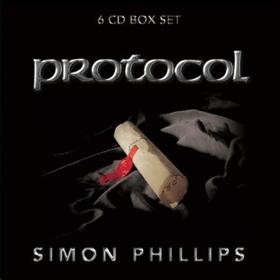 Simon Phillips Celebrates 30th Anniversary of 'Protocol' With 6-CD Box Set