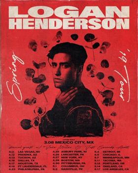 Logan Henderson to Support Jake Miller on U.S. Tour
