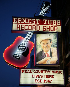 Ernest Tubb Record Shop Celebrates 50 Years With David McCormick