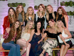 On The Heels Of CMT's Highest Ratings In Four Years, Network Reveals NEXT WOMEN OF COUNTRY Class of 2019