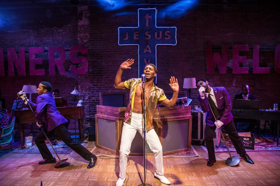 BWW Review: THE TOTAL BENT at Haven Theatre (in association with About Face Theatre)