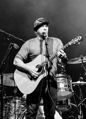 NY Singer/Songwriter Mark Newman to Perform in China with The Dave Keyes Band