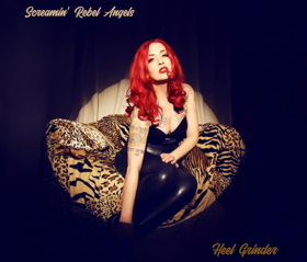 Screamin' Rebel Angels to Release 'Heel Grinder' LP