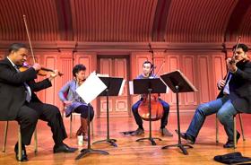 Cape Cod Chamber Music Festival Presents Grammy-Award Winning Harlem Quartet
