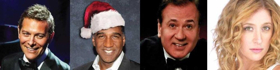 Michael Feinstein, Norm Lewis, Caissie Levy and More to Bring Holiday Cheer to Feinstein's/54 Below