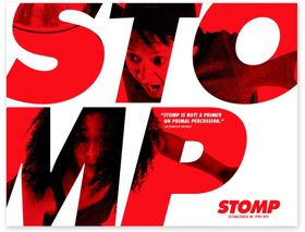 Popejoy Hall Presents STOMP