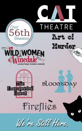 CAT Theatre Announces 2019-2020 Season