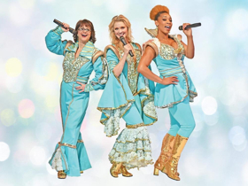 How Can You Resist MAMMA MIA! at Beef and Boards Dinner Theatre
