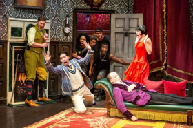 THE PLAY THAT GOES WRONG Finds a New Home to Wreak Havoc Off-Broadway